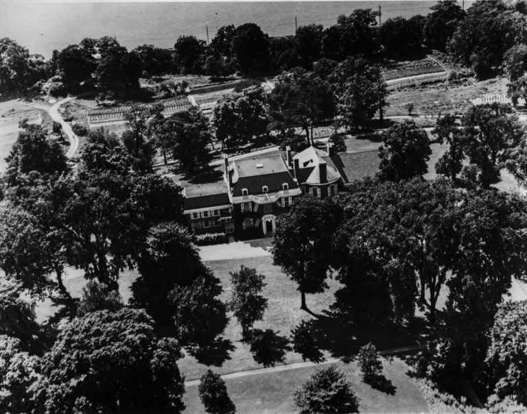 History aerial 1937